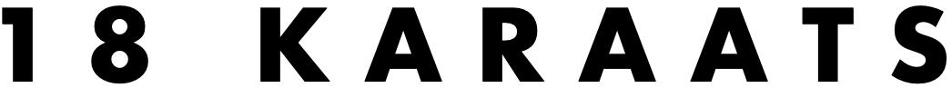 18 KARAATS